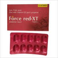 Folic Acid Multi Vitamin Tablets