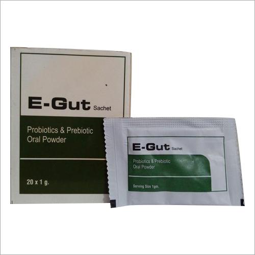 Probiotics and Prebiotic Oral Powder