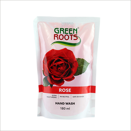 Liquid Hand Wash Rose 180ml