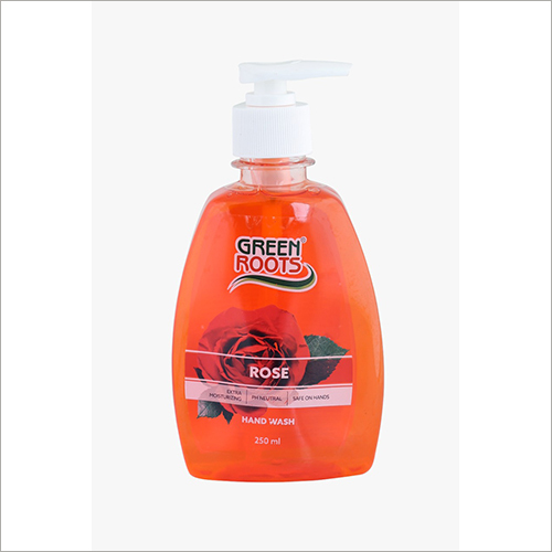 Liquid Hand Wash Rose 250ml