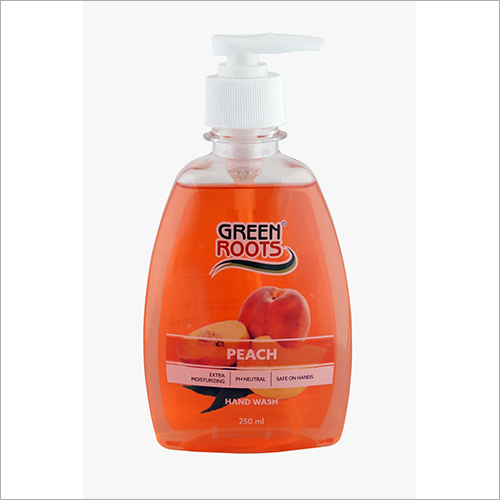 Liquid Hand Wash Peach 250ml
