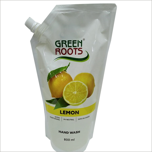 Liquid Hand Wash Lemon Refill 800ml
