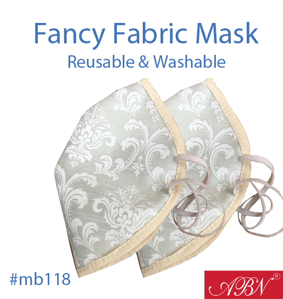 Fancy Fabric Mask