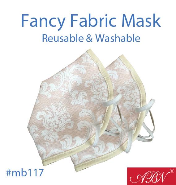 Fancy Fabric Mask