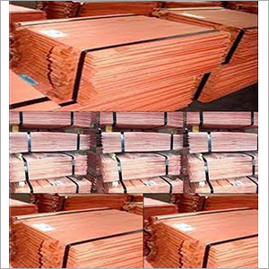 99 Percent Pure Copper Cathode