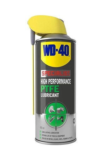 Food Grade WD 40 Specialist High Performance PTFE Lubricants
