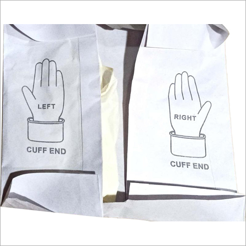 Disposable Surgical Rubber Gloves