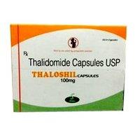 Thaloshil Capsule (Thalidomide (100mg) - Shilpa Medicare Ltd)