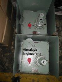 Flameproof Multiway Switch Socket