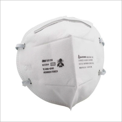 3M 9010 Kn95 Particulate Respirator Face Mask