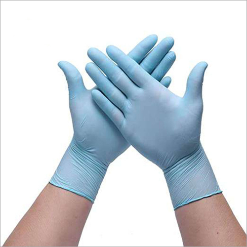 Nitrile Surgical Hand Gloves