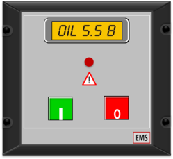 EMS28 Engine Controller Unit