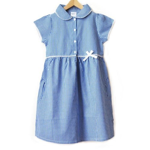 Kids School Uniform (Single Pcs set For Girls)