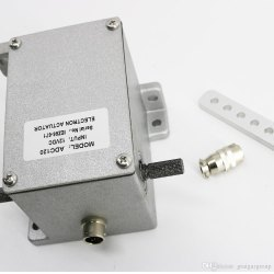 Generator Electron Actuator Adc120 12v Or 24v Electric Actuator