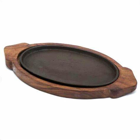 Sizzler Plate Oval 16:,13