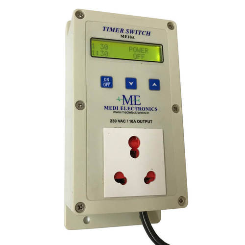 Digital Timer switch ME10A