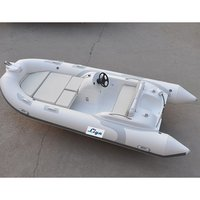 Liya 14ft/4.3m Hypalon Rib Inflatable Boat small sprots fishing boat for sale