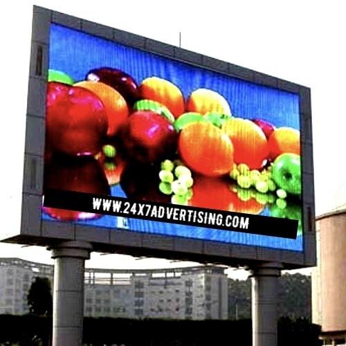 LED Advertisement Display Board
