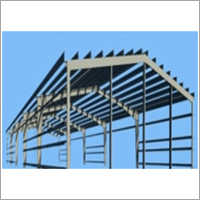 Industrial Fabricated Shed