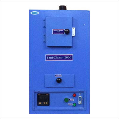 Wall Mounted Napkin Incinerator