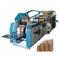 BAG MAKER 700 Fully Automatic Paper Carry Bag Making Machine