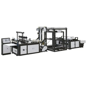 Fully Automatic Non Woven Bag Making Machine (High-Speed)