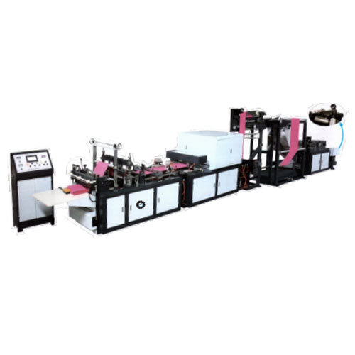 Fully Automatic Non Woven Box Bag Making Machine (High-Speed)