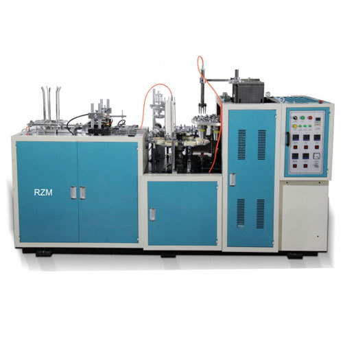 Paper Cup Making Machine (Gear-Box-Model)