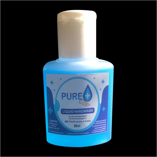 60ML Liquid Hand Wash
