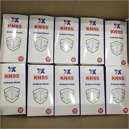 KN95 Antiviral Masks