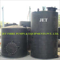 HDPE - PP Chemical Storage Tank