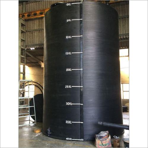 PP Chemical  Storage Tank