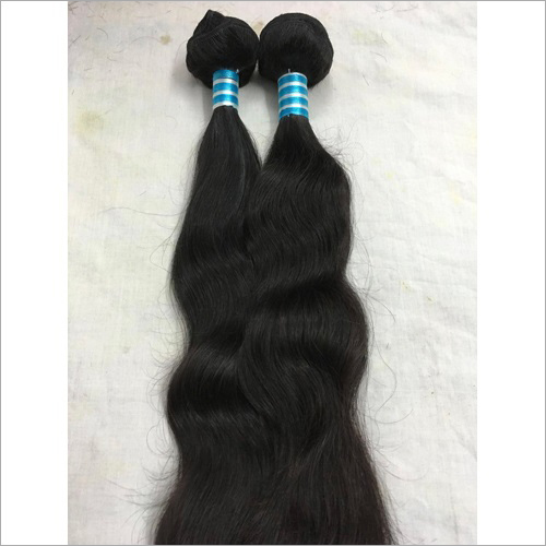 Ladies Wavy Human Hair