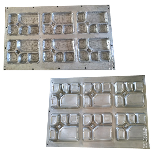 Dies Of 6 CPT Souce Hole Plate