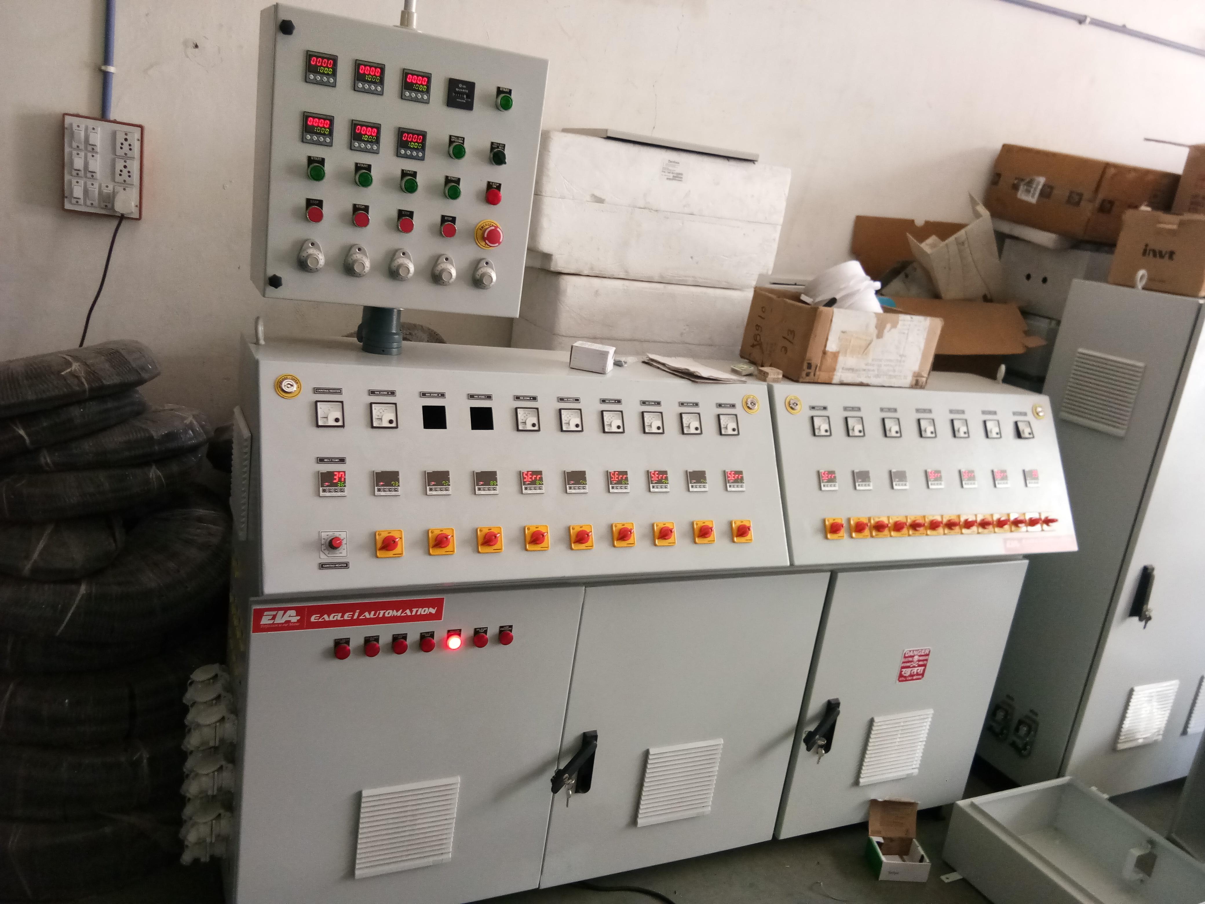 Raffia Tape Line Extrusion Machine