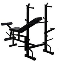 8 in 1 Multi Purpose Weight Lifting Bench