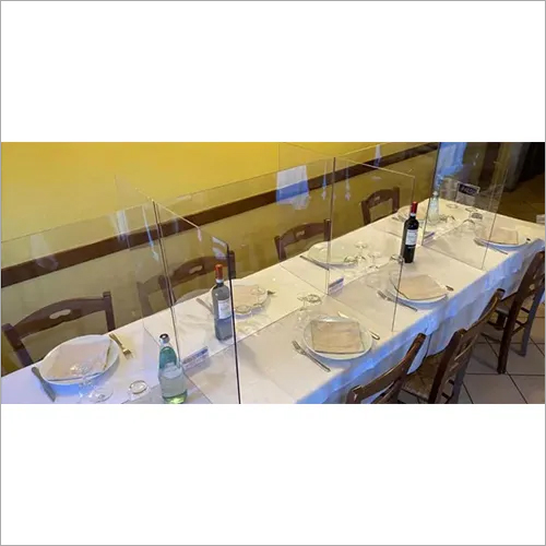 Dine In Restaurants Glass Partition Works