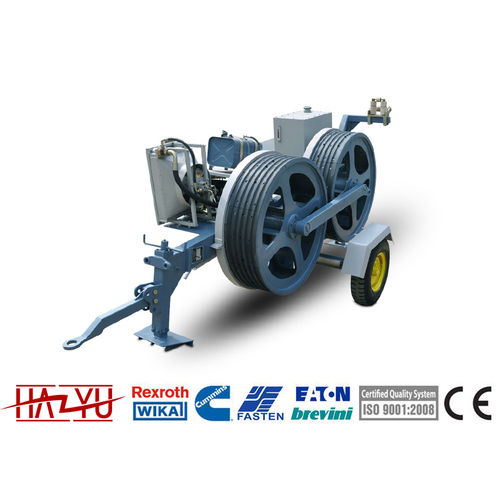 TY35TP 35kN Transmission Line Stringing Equipment Hydraulic Puller-Tensioner
