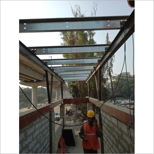 Industrial Fabrication Work Service