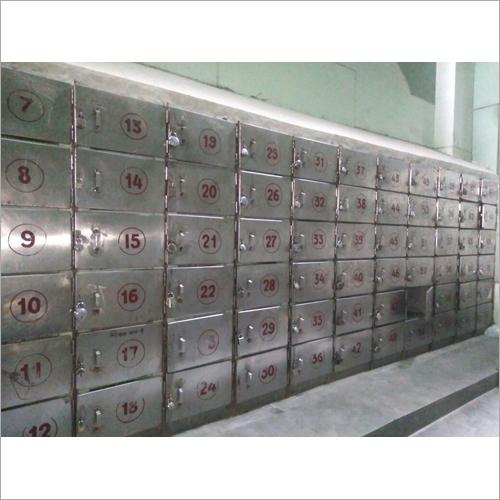 Industrial Steel Lockers