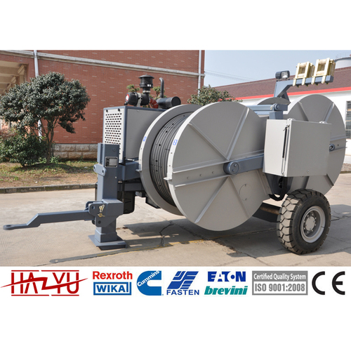 TY45TP 45kN Hydraulic Puller-Tensioner For Overhead Line Machine