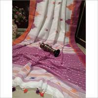 Khadi Cotton Fancy Saree