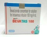 Bevatas 100 Injection (Bevacizumab (100mg) - Intas Pharmaceuticals Ltd)