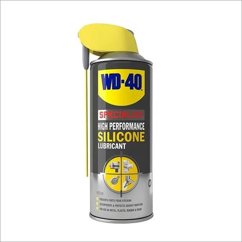 Food Grade  WD 40 Specialist  - high performance silicone lubricants