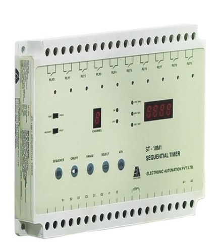 Digital Sequential Timer ST6-M1
