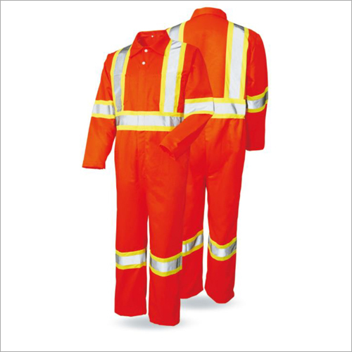 Reflective Safety Suit