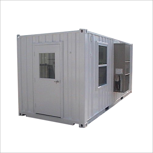Steel Office Container