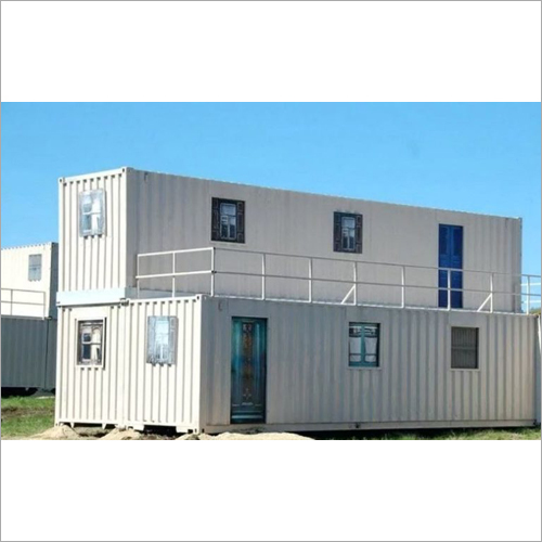 Steel Prefab Workers Accommodation
