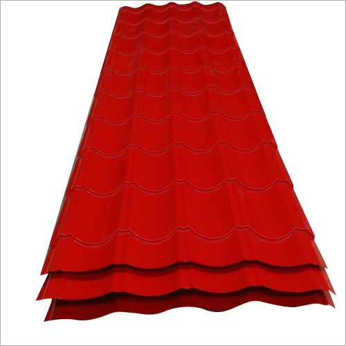 Red Color Roofing Sheet