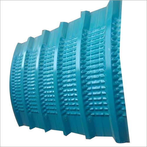 Crimped Color Coated Sheet